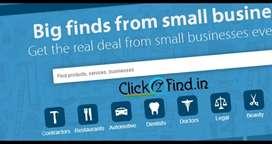 Click2find Business Directory Marketing & Sales (Kerala & Tamilnadu)