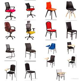 BRANDED ROTATING CHAIRS