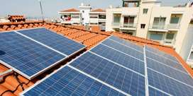 SOLAR Roof-top System for Homes & Business