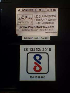 High quality projecter