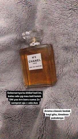 Parfume Channel no 5 (aromanya classic)