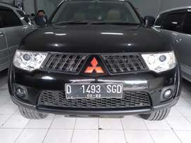 Pajero exceed 2010 at
