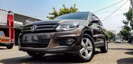 VW Tiguan Turbo 1.4 Automatic Nik 2013 Limited Edition
