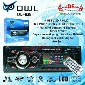 Tape Mobil mp3 usb radio [ DF Car Audio]