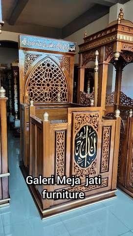 Mimbar Masjid.minimalis masjid B31 talk