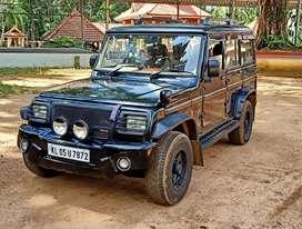 Mahindra Bolero SLX BS III, 2005, Diesel