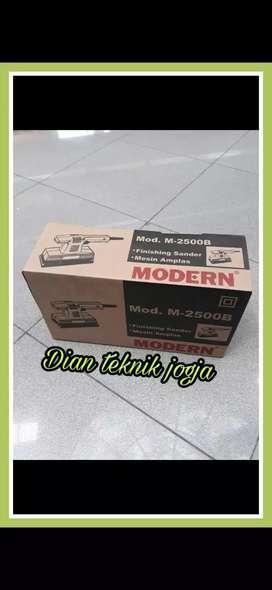 Mesin amplas modern panjang //Dian teknik jogja bka smp Mlm