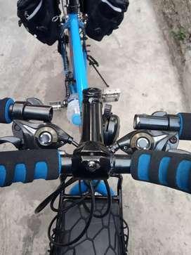 Sepeda Federal ukuran26inch