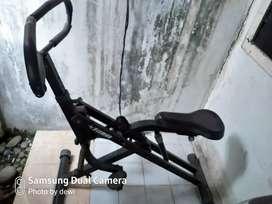 Sepeda fitnes fitman