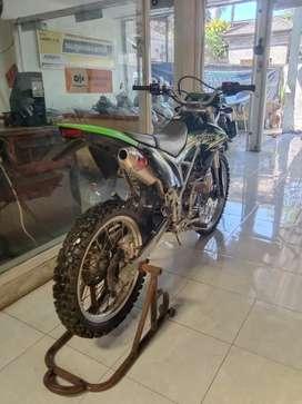 Kawasaki KLX BF 150 CC, thn 2019 km 9rbu / Bali dharma motor