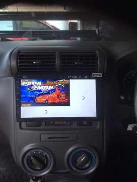 Tv mobil 9inch Avanza +Kamera Plus Masang