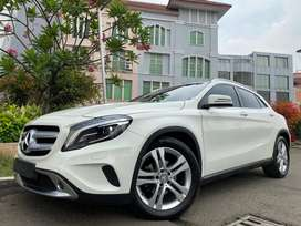 GLA200 Urban 2015 White On Black Km30rb ATPM PBD #AUTOHIGH #BEST DEAL