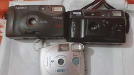 3 camera in combo all are in good condition.
