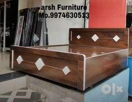 00635. 6x5 dubbel bed plb
