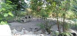 Tanah dekat kampung wisata prawirotaman