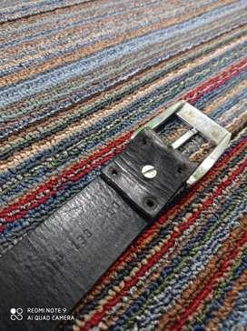 Sabuk pappillon bahan kulit asli type IP 138