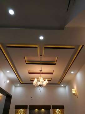 5 Marla Brand New 5 Bed Triple Story House Johar Town For Sale