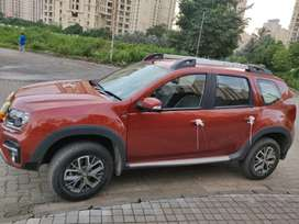 CAR ON RENT (DUSTER AMT)