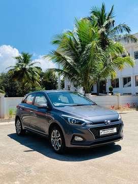 Hyundai Elite i20 Asta Option, 2019, Diesel
