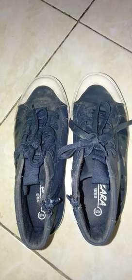 Sepatu ZARA ori uk 38/39 bisa pakai,masih bagus,NEGO