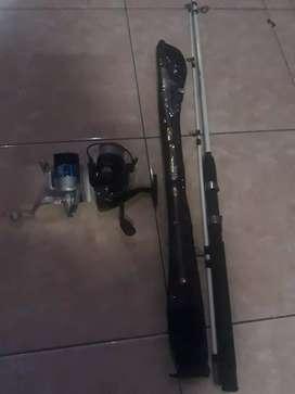 2 set alat pancing