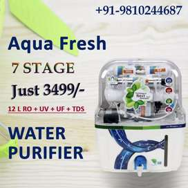 Summer dhamaka offer on AQUAFRESH ro water purifier