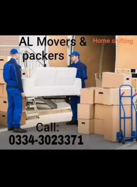 Low Freight Car Carrier / Home Movers / Transport Company
