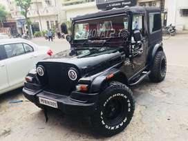 Mahindra Thar 2016 Diesel Well Maintained