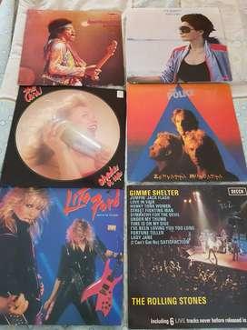 Original LPs vinyl