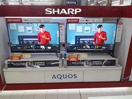 Cicilan Tanpa CC Tv Sharp 40 In Proses Mudah dan Cepat