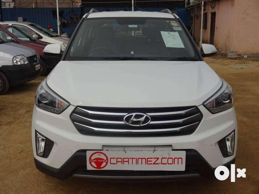 Hyundai Creta 1.6 SX Plus, 2017, Diesel 0
