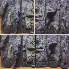 """Aquraium back panel 36x18"""""""