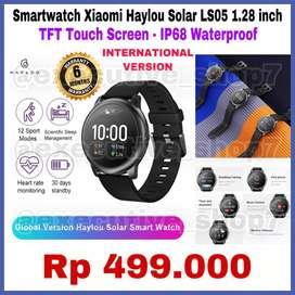 HAYLOU Original 100% Smartwatch BEST SELLER - Berkualitas Bagus