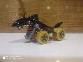 Shark hot weels car