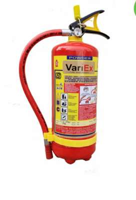 Powder Fire Extinguisher ABC 5kg