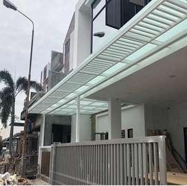 Kanopy kaca Bandung595