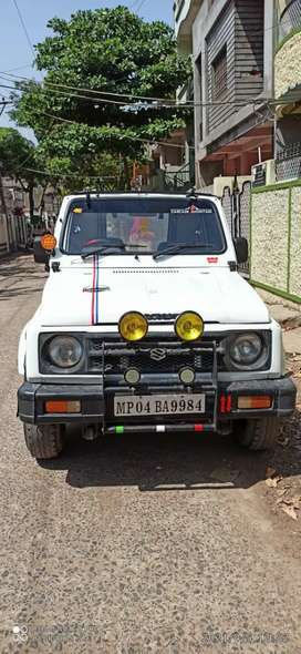 Maruti Suzuki Gypsy 1998 CNG & Hybrids Well Maintained