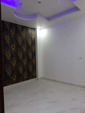 3 Bhk new flat in Uttam nagar LOAN 90%