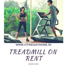 Hire / Rent Treadmill, Exercise Cycle, Gym Fitness Equipment at Home