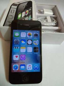 I phone 4s 16gb refurbished vd gst invoice