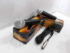 microphone kabel PRO 318  harga 150rb/pcs