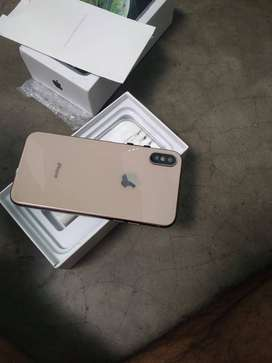 I phone x with accessrious