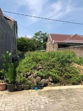 Dijual Cepat Tanah Kavling Siap Bangun Luas 130 m2 Murah Nego Bu