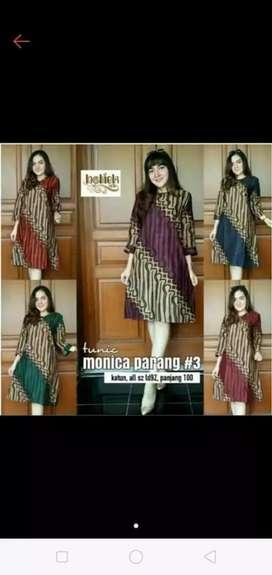 Tunik / Dress Batik