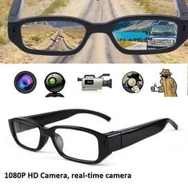 1080P Mini Spy Camera Glasses