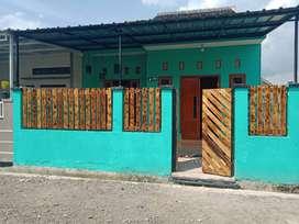 Rumah minimalis modern bebas banjir dekat pusat kota bandung