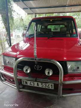 Toyota Qualis 2002 Diesel Well Maintained basic model vehicle