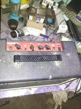 Vox pb 10 guitar keyboard pad drum amplifier