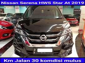 Nissan Serena HWS STAR 2.0 Automatic/at 2019 super istimewa