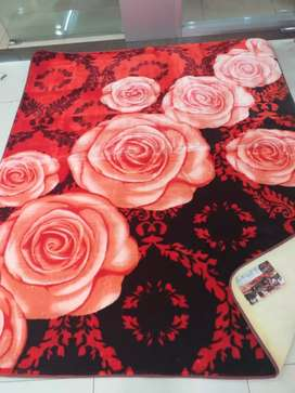 Karpet bulu antislip uk.180x240cm